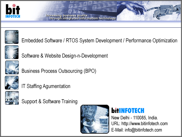 bitINFOTECH Contact Information